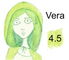 Vera grön 4.5